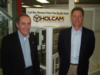 Hartung glass acquires holcam sales inc for Hartung glass industries